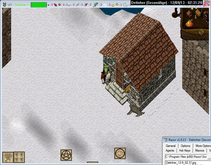 Pic Of the Day for Tuesday, December 24, 2013! small snowy house