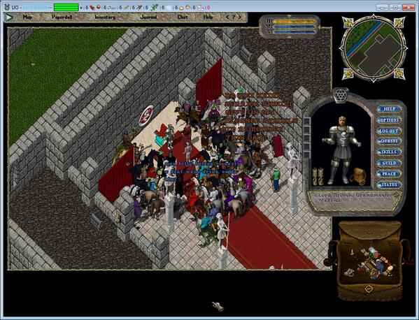 Pic Of the Day for Saturday, January 18, 2014! Richard Garriott ?@RichardGarriott 