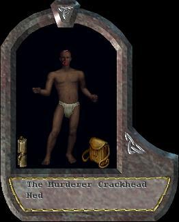 crackhead ned